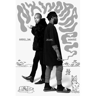 Nxworries (Anderson .Paak & Knxwledge) / One Big Poster