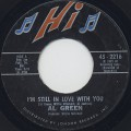 Al Green / I'm Still In Love With You c/w Old Time Lovin'