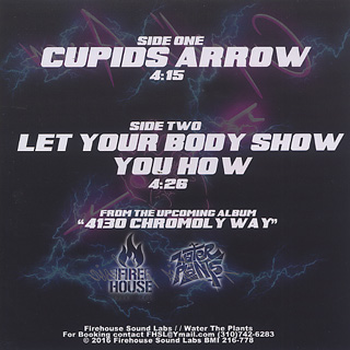 Asterix Music / Cupid's Arrow back