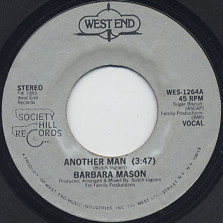 Barbara Mason / Another Man(45)