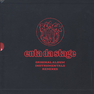 Black Moon / Enta Da Stage Ltd Edition Box Set back