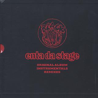 Black Moon / Enta Da Stage Ltd Edition Box Set back