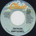 Bobby Caldwell / Open Your Eyes c/w Coming Down From Love-1