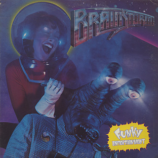 Brainstorm / Funky Entertainment front