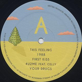 Calvin Valentine / Eugene label