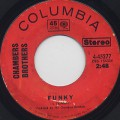 Chambers Brothers / Funky c/w Love, Peace And Happiness-1