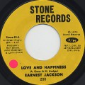 Earnest Jackson / Love And Happiness-1