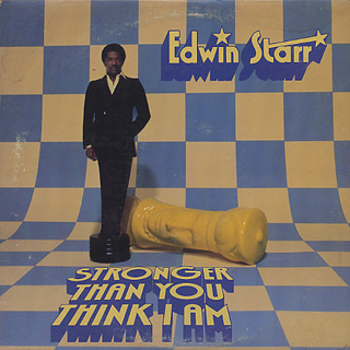 Edwin Starr / Stronger Than You Think I Am front