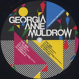 Georgia Anne Muldrow / Roses