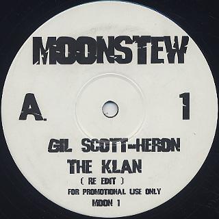 Gil Scott-Heron / The Klan (Re Edit)