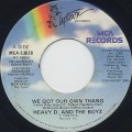 Heavy D And The Boyz / We Got Our Own Thang