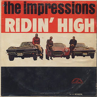 Impressions / Ridin' High front