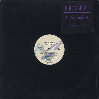 Innocence / Let's Push It