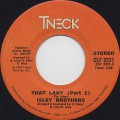 Isley Brothers / That Lady (45)-1