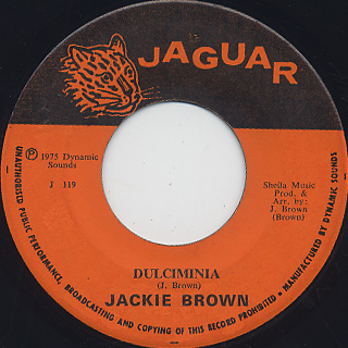 Jackie Brown / Dulciminia