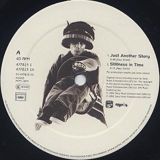 Jamiroquai / The Return Of Space Cowboy label