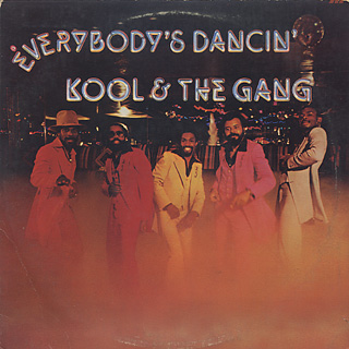 Kool and The Gang / Everybody's Dancin' front