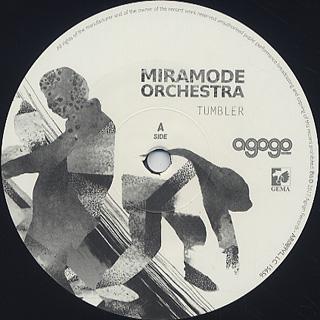 Miramode Orchestra / Tumbler label