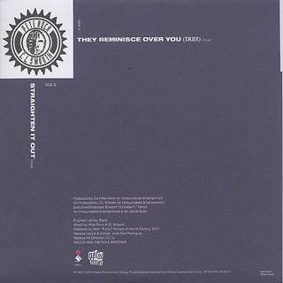 Pete Rock & CL Smooth / They Reminisce Over You (7