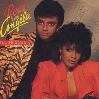 Rene And Angela / I'll Be Good (7