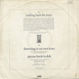 Simply Red / Holding Back The Years back
