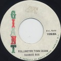 Skankie Boo / Rollington Town Skank
