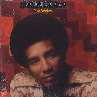 Smokey Robinson / Pure Smokey