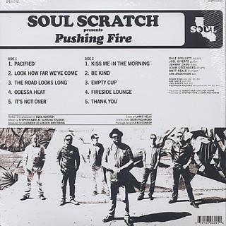 Soul Scratch / Pushing Fire back