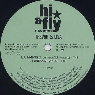 Trevor & Lisa / L.A. Nights