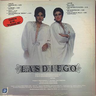 Las Diego / Mañana No back