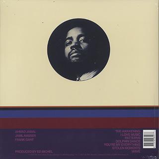 Ahmad Jamal Trio / The Awakening back