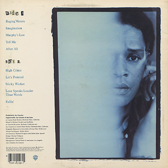 Al Jarreau / High Crime back
