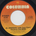 Al Johnson / I'm Back For More (7