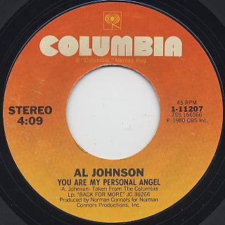 Al Johnson / I'm Back For More (7