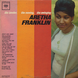 Aretha Franklin / The Tender, The Moving, The Swinging Aretha Franklin