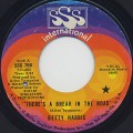 Betty Harris / There's A Break In The Road