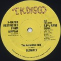 Blowfly / The Incredible Fulk