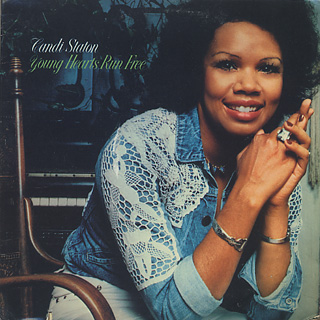 Candi Staton / Young Hearts Run Free front