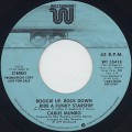 Carlis Munro / Boogie Up, Rock Down ...Ride A Funky Starship