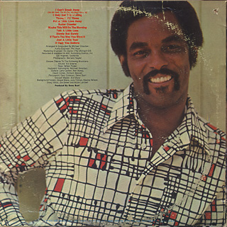 Chuck Jackson / Through All Times back