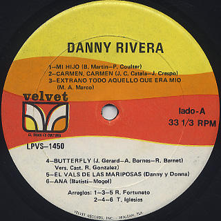 Danny Rivera / Danny Rivera label