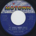 David Ruffin / My Whole World Ended (The Moment You Left Me)