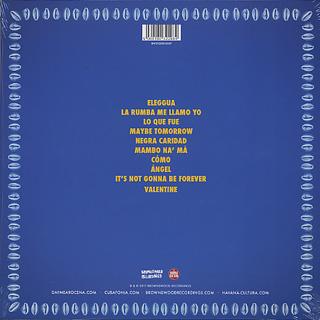 Dayme Arocena / Cubafonia back