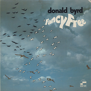 Donald Byrd / Fancy Free front