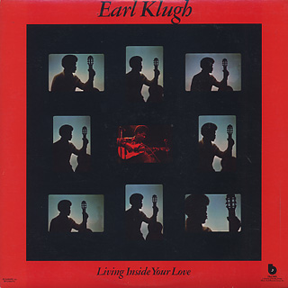 Earl Klugh / Living Inside Your Love front