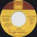 Eddie Kendricks / Happy c/w Deep And Quiet Love