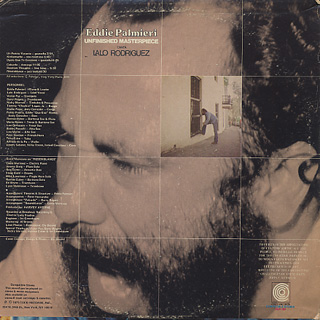 Eddie Palmieri / Unfinished Masterpiece back