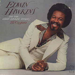 Edwin Hawkins And The Edwin Hawkins Singers / The Comforter front