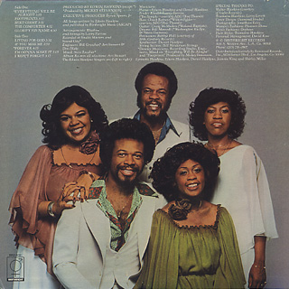 Edwin Hawkins And The Edwin Hawkins Singers / The Comforter back