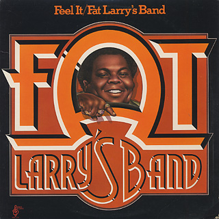 Fat Larry's Band / Feel It front